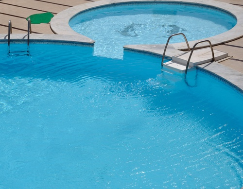 Buying a Home With a Pool