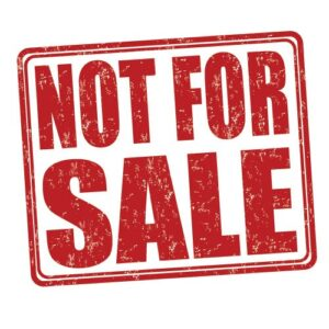Buying a House That Isn't For Sale
