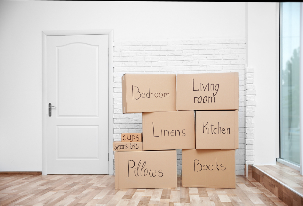 Packing for a Long-Distance Move