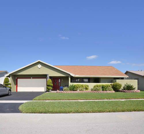 What is a Ranch Style House?