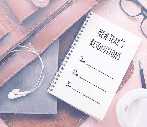 New Year's Resolutions for Homeowners