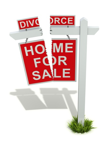Selling During a Divorce