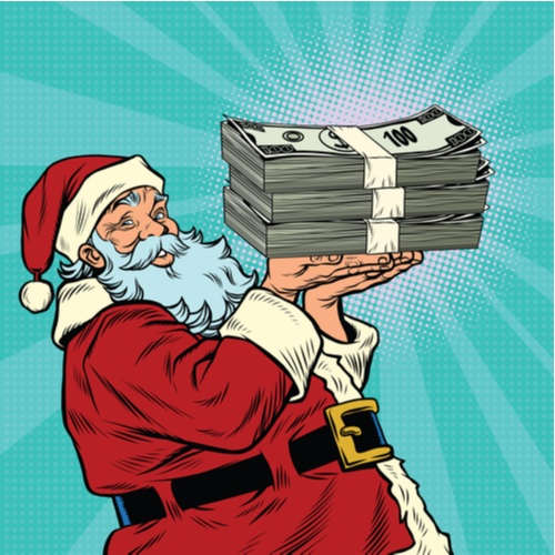 When Santa Makes Your Down Payment