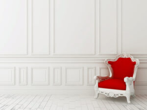 Monochromatic Decorating Ideas