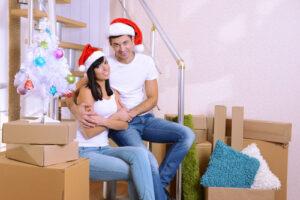 Moving During Holiday Season