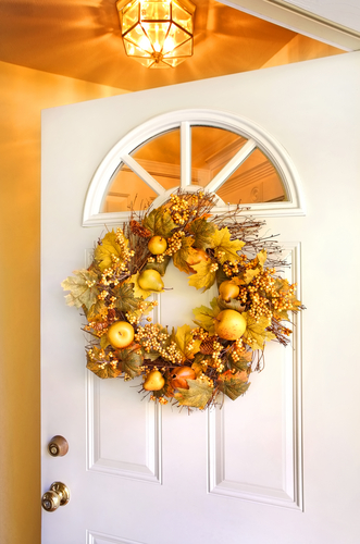Having a Thanksgiving Weekend Open House